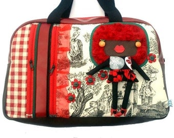 "Bag molly creative bag unique bag n10 ""Murder Ballad"""