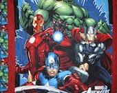 Avengers Lap Quilt