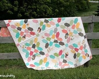 Floret Pattern #102 PDF quilt pattern