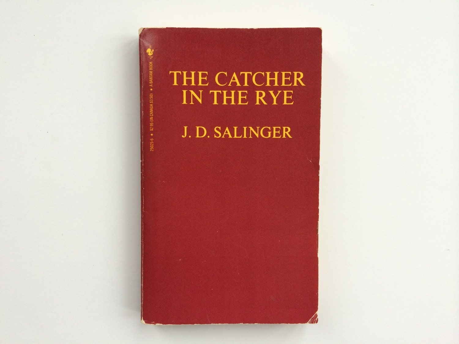 a review of j d salingers the catcher in the rye Paperback book the catcher in the rye by jd salinger at indigoca,  canada's largest bookstore  before i read this book i read all of the mixed  reviews.
