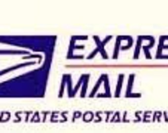 Upgrade for USPS Express Shipping