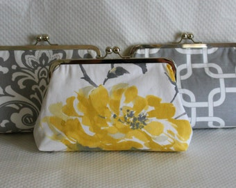 Wedding Clutches - Bridesmaids Clutches - Wedding Gifts - Bridesmaid Gifts - Wedding Clutches - Bridal Clutches Sets of 3 or 6