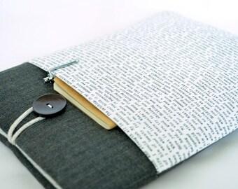 13 inch Laptop Case, MacBook Air Sleeve, MacBook Pro Retina Display Case, Custom Size New MacBook Cover - Words