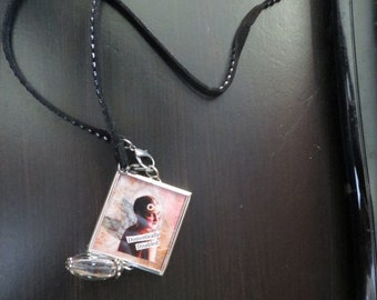 Domestically Disabled Necklace
