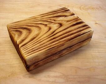 Cypress Wood Fly Box (#15-6)