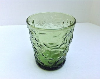 Anchor Hocking Avocado Milano Lido Tumbler