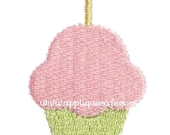470 Mini Embroidery Cupcake Machine Embroidery Design