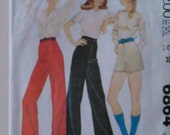 McCall's Womens Pants Sizes 12 to 16 Pattern 6864