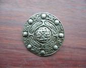 Vintage Mizpah Brooch Scotland Scottish Celtic