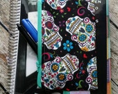Zippered planner band *Made to order*