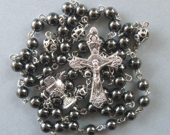 First Communion,Priest,  Deacon Rosary