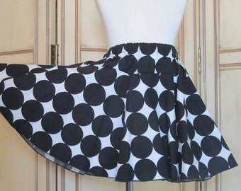 Polka Dot Twirl Skirt