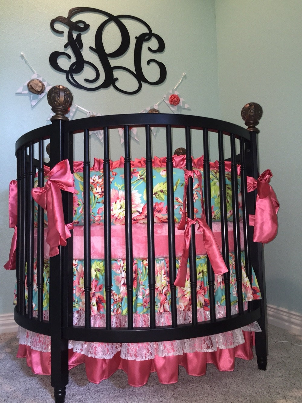 Baby cribs in ghana - Round Crib Bedding Round Crib Sets For Girls Round Baby Bedding Love Bliss Crib Sets Round Baby Girl Bedding Round Crib Bedding Sets
