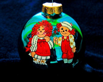 Hand Painted Ornament-Pop. Character-Item 956