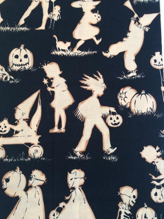 Oop Rare Divination Tarot Cards Unused Sealed Deck By: Alexander Henry Fabric OOP Rare Half Yard Halloween Lane