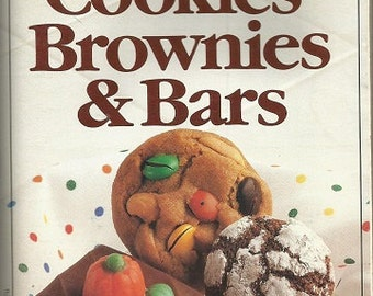 Pillsbury Cookies, Brownies, & Bars Cookbook