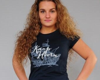 Kaap Hoorn Ladies T-shirt