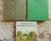 Three Bobbsey Twins Vintage Books by Laura Lee Hope