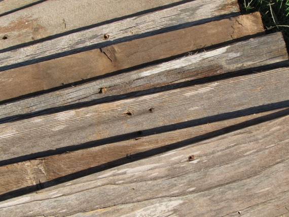 On Sale Reclaimed Old Fence Wood Boards 10 Fence Boards