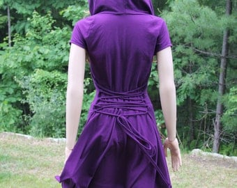 Women Dress / Day Dress / Low High Dress  /Hoodies Dress / Party Dress / Casual Dresses