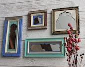 vintage mirror - Bohemian   - feng shui