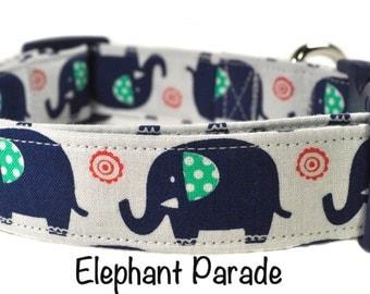 The Elephant Parade Dog Collar
