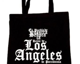 Los Angeles Tote Bag.