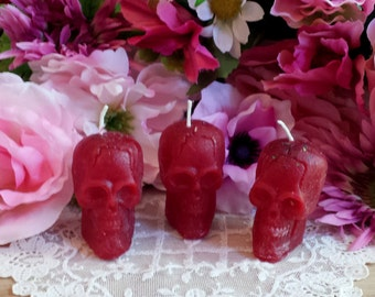 "Shop ""skull candle"" in Spirituality & Religion"
