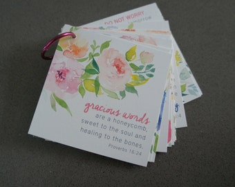 FAITH Encouragement Card Set