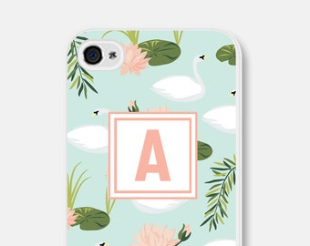Personalized iPhone 6 Case Personalized iPhone Case Personalized iPhone 6 Plus Case Monogram iPhone 5 Case Monogram iPhone 5s Case Floral
