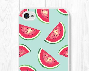 iPhone 6 Case Watermelon Phone Case Samsung Galaxy S7 Case iPhone 6s Case Watermelon iPhone 6 Plus Case Watermelon iPhone 5 Case iPhone SE