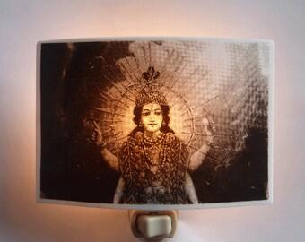 Lord Vishnu Night light