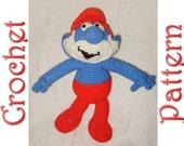 Pappy a Crochet Pattern by Erin Scull