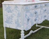 White Buffet/Dresser/server is sold