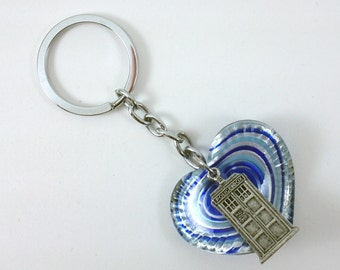 The Doctor's Companion's Keychain