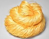 Sunny summer day - Silk Tape Lace Yarn - SUMMER EDITION