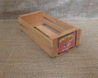 Authentic Vintage Produce Box