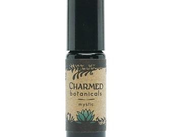 MYSTIC Organic + Vegan, Natural Perfume Oil