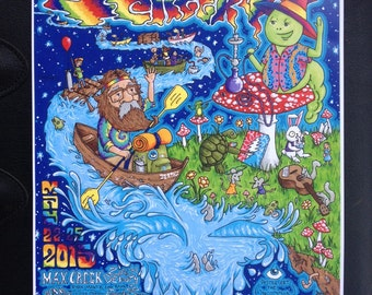 Strange Creek 2015 print