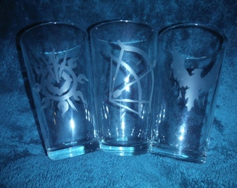 Dark Hunter Glass