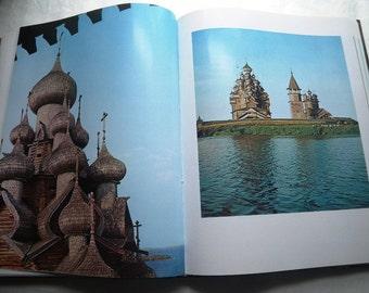 Russian Architecture & Art Coffee Table Book