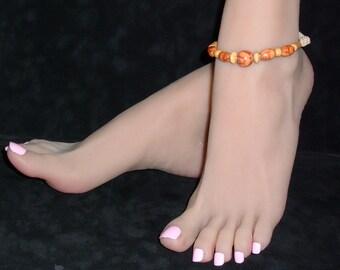 Hemp Anklet SandDaisy