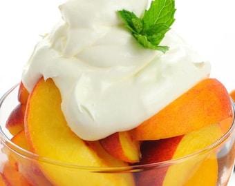 Peaches & Cream Soft Curls Cream - Hair Styling Cream, Hair Moisturizer, Hair Cream