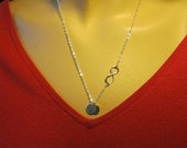 Sideways Infinity Necklace with One, Two, Three, Four, Five, Six Initials, Initial Necklace, Personalized, Mommy Necklace