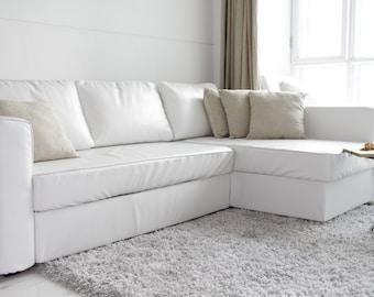 Custom Ikea Ektorp Sofa Slipcover 3 Seater In By Comfortworks