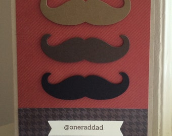 One Rad Dad Father's Day Card