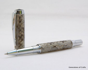 Pen - Snake Skin Pen - Fathers Day Gift ** RB 003 **