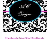 Custom Order- 4 Headbands