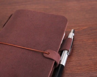 Adding a Pen Loop on Your Cover