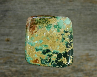 Turquoise cabochon Royston  mine ,A-151